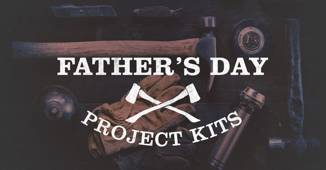 Father's Day Project Kits image