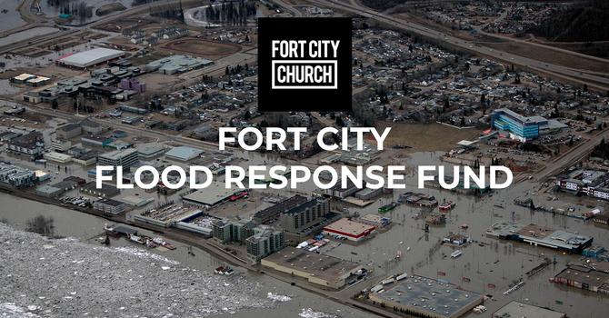 Fort McMurray Flood Response image
