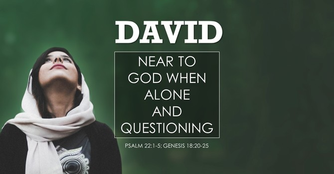 Near To God When Alone And Questioning