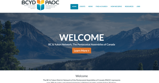 PAOC Website