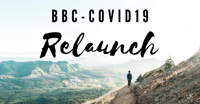 COVID 19: Church Relaunch