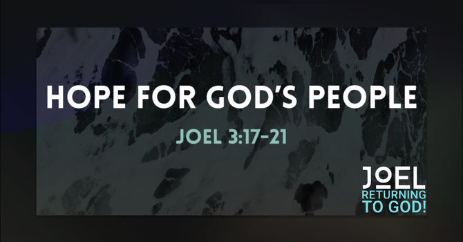 Hope For God's People