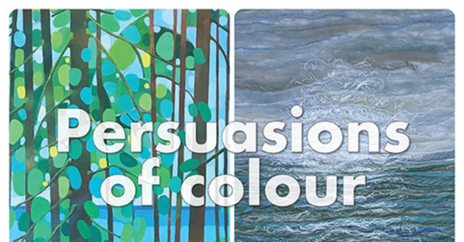 The Chapel Gallery:  Persuasions of Colour