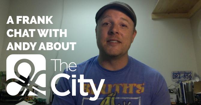 THE CITY - Help us help you! image