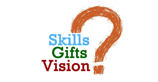 Skills, Gifts and Vision Questionnaire image