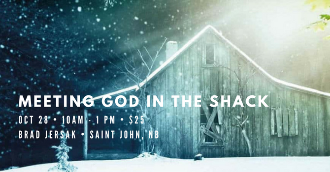 TSoM Guest Lecture: Meeting God in the Shack image