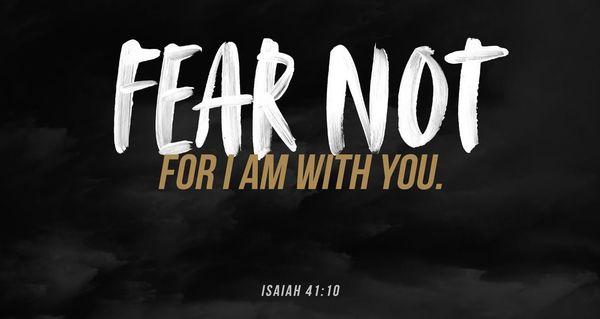 Fear Not Series