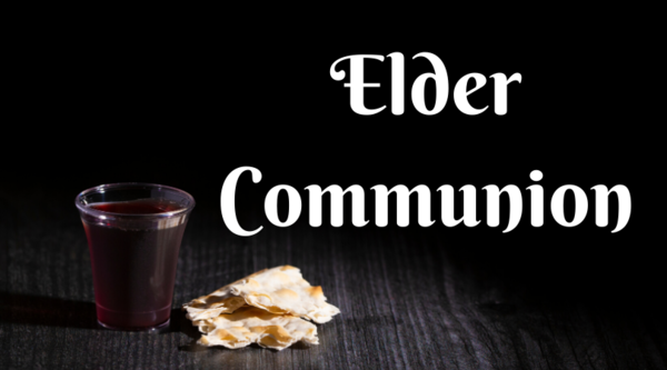 Elder Communion