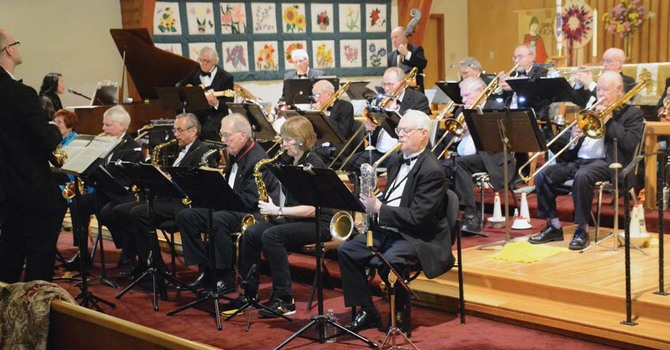 Cancelled - Milleraires Big Band Fundraiser
