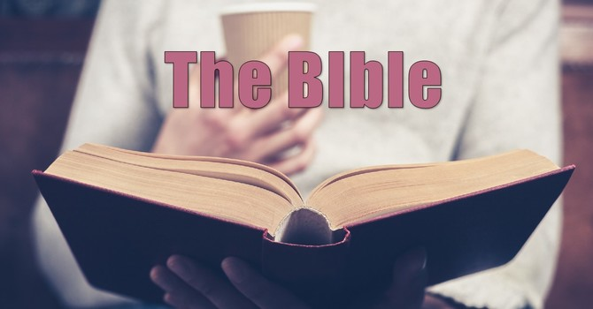 The Bible - Devotions and Journaling