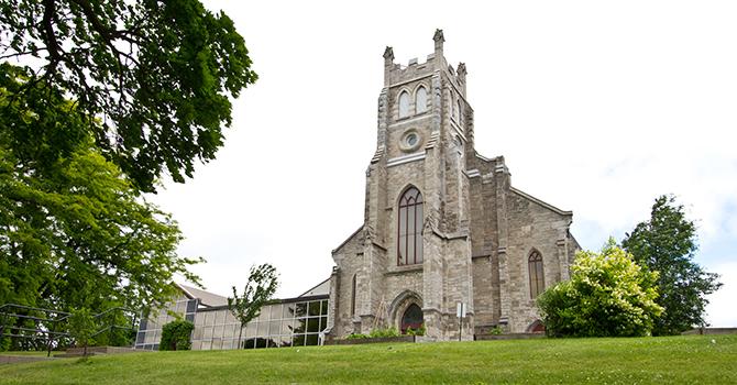 St. Thomas, Belleville