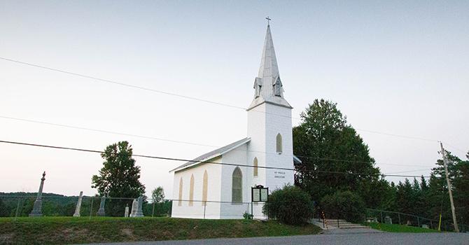 St. Pauls, Roslin