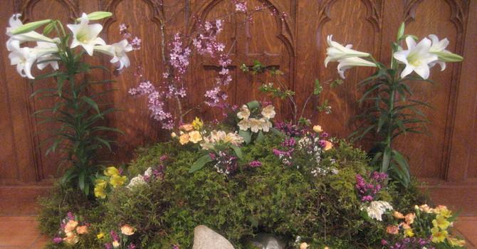 Easter Season Services image