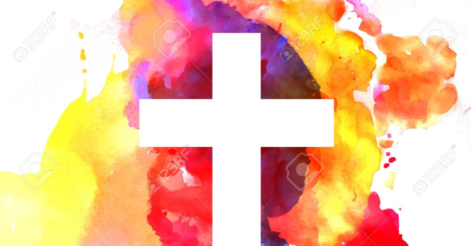 Believing in the Power of the Cross image