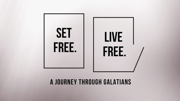 Set Free. Live Free.