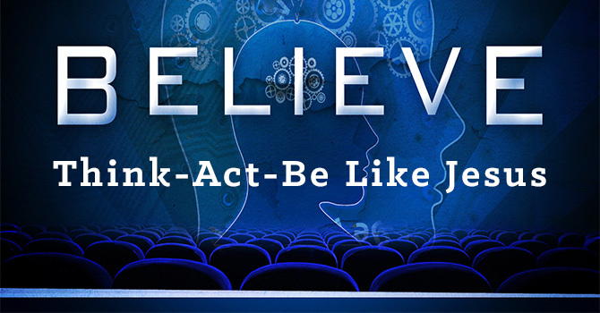 Believe: God is a Personal God
