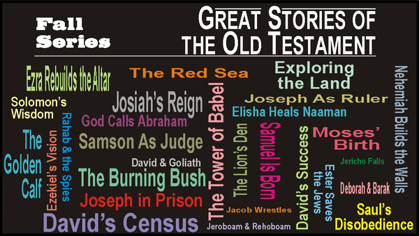 Great Stories of the Old Testament
