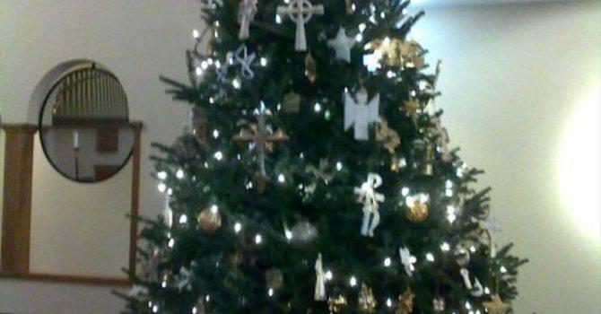 Chrismon Tree  image