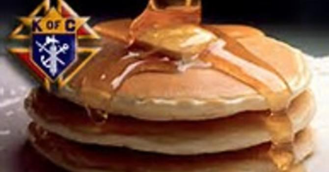 Pancake Breakfast/Déjeuner aux crêpes  - COMING SOON image