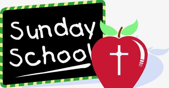 Zoom Sunday School image