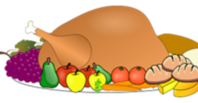 Singles' Potluck Thanksgiving Dinner image