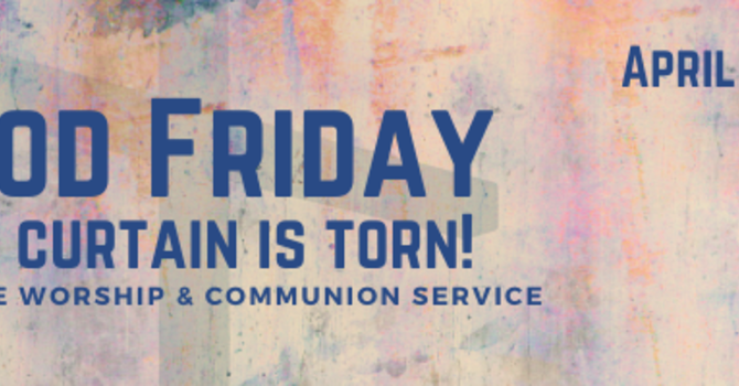 City Wide Good Friday Service ~ Watch Online image