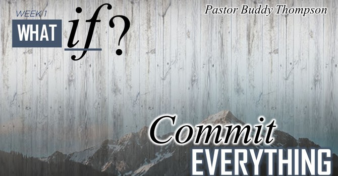 Commit Everything