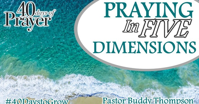 Praying in Five Dimensions