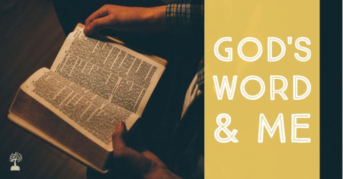 God's Word & Me