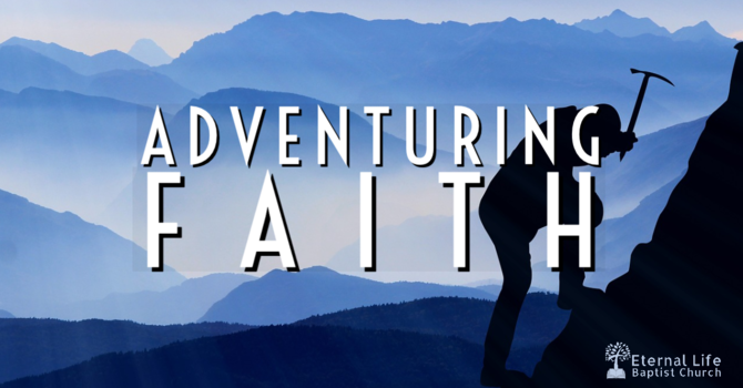 Adventuring Faith