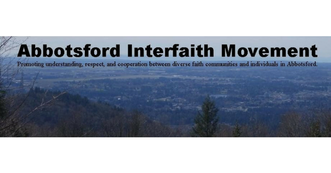 Gladwin Heights Hosts the Abbotsford Interfaith Movement image