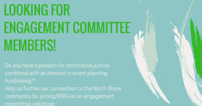 NSRJS is seeking Engagement Committee Members! image