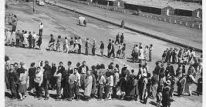 Praying for Those Affected by Internment  image