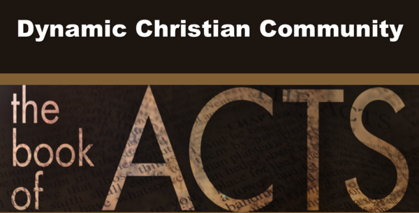 Dynamic Christian Community