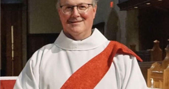 New Rector for St. Hilda's