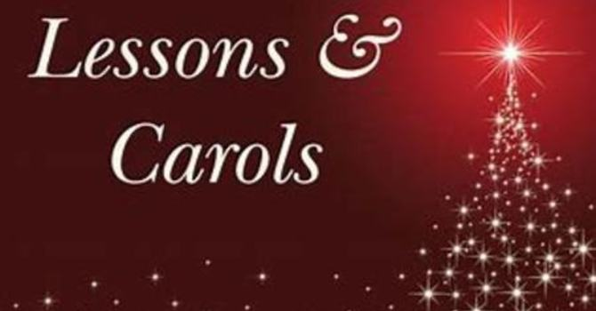 Christmas Eve Lessons & Carols Online