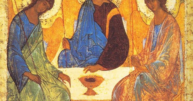The Trinity image