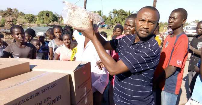 Soup Mix arrives in Mozambique image