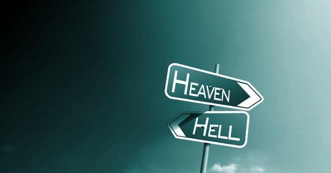 Ps. Matt - Heaven, Hell & Eternity
