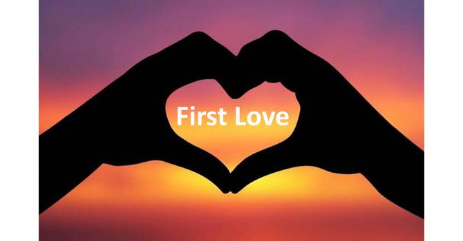 Ps. Matt - Revelation 2 - First Love