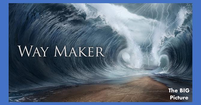 Ps. Matt - Way Maker