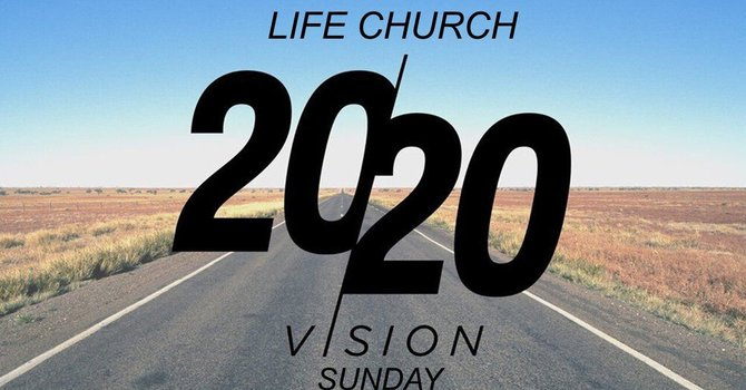 2020 Vision Sunday and True Disciples