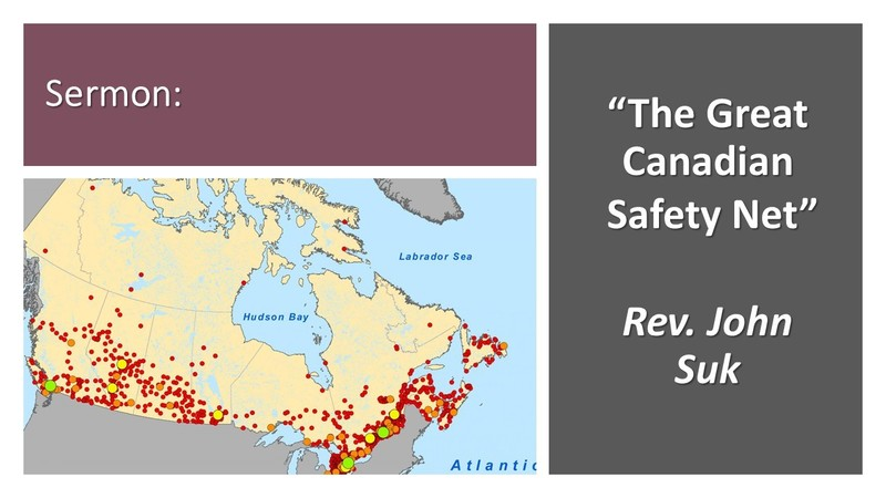 The Great Canadian Safety Net