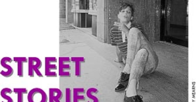 """Street Stories"" - photo documentary at St. Laurence image"