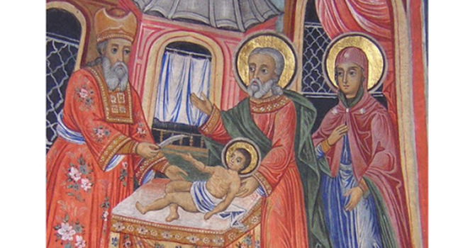 Circumcision & Naming of Christ (observed at home)