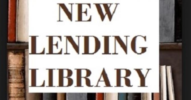 New Lending Library image