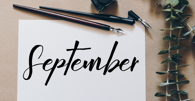 September at Living Waters image