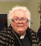 The Rev'd Lynda Downing