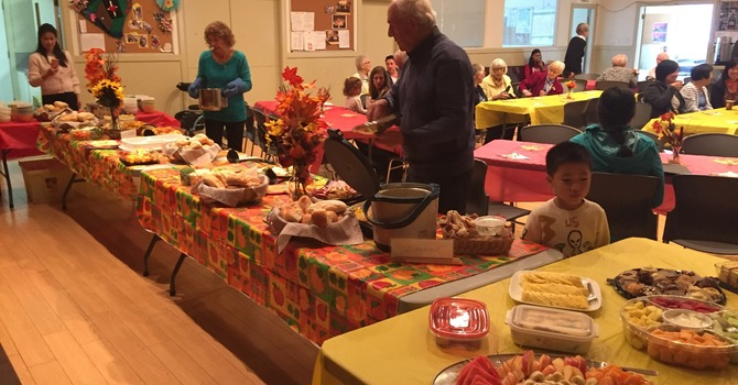 Oct 1 Communion Soup Lunch image