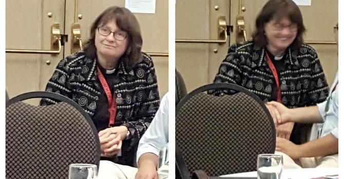 Archdeacon Lynne McNaughton Elected Deputy Prolocutor image